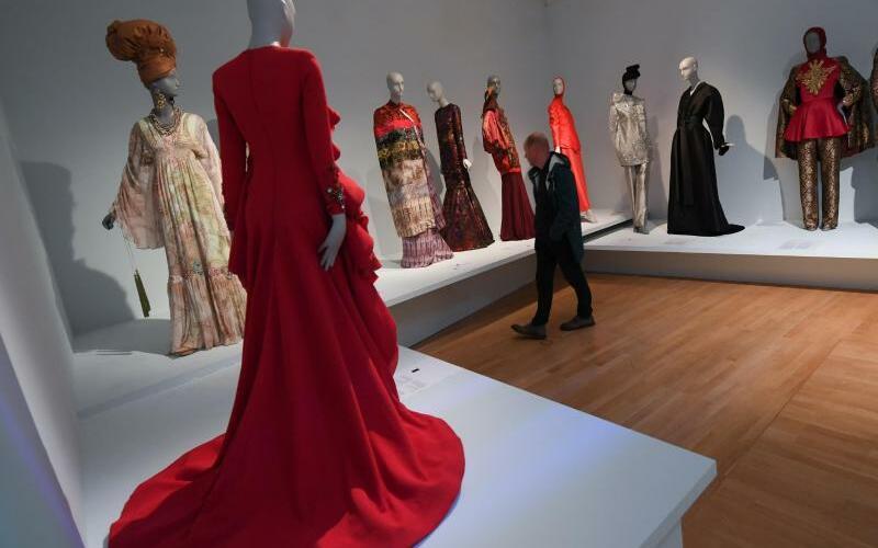 Contemporary Muslim Fashions - Foto: Arne Dedert