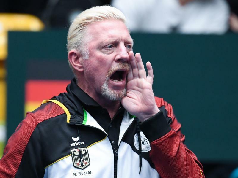 Boris Becker - Foto: Arne Dedert