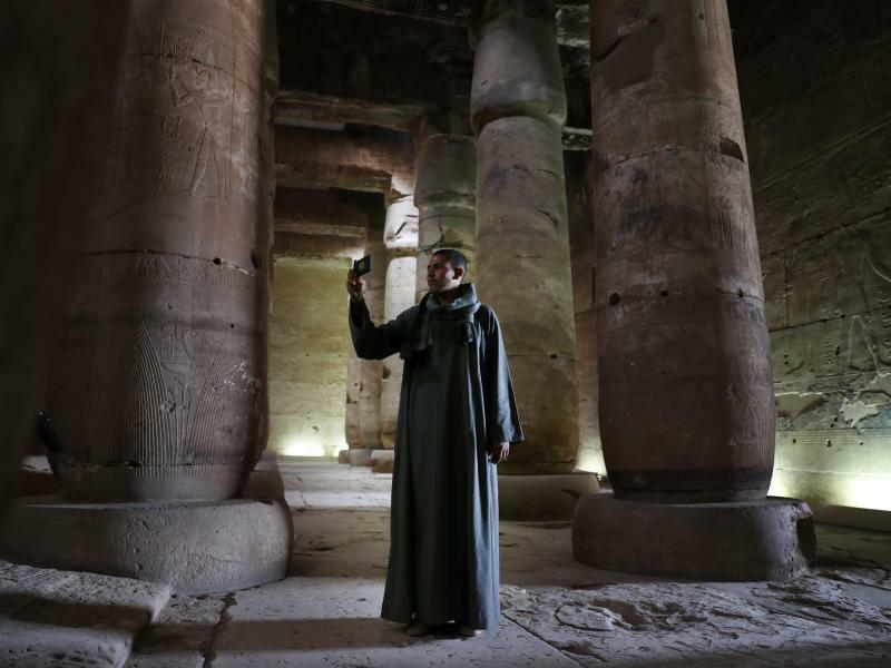 Das Grab des Sethos I. - Foto: Ahmed Gomaa, XinHu