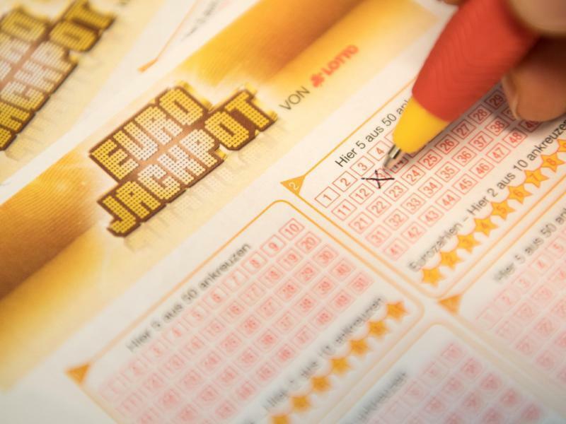 Eurojackpot - Foto: Fabian Sommer