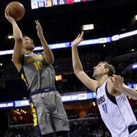 Memphis Grizzlies - Dallas Mavericks - Foto: Brandon Dill/AP/dpa