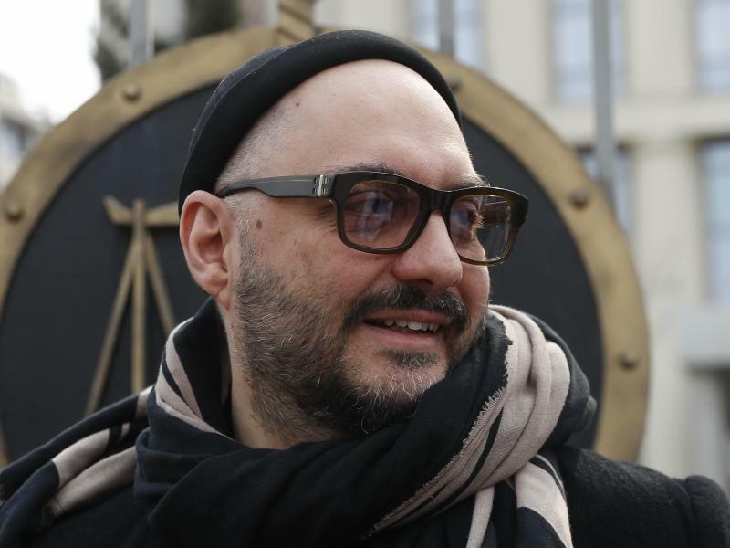 Kirill Serebrennikow - Foto: Pavel Golovkin