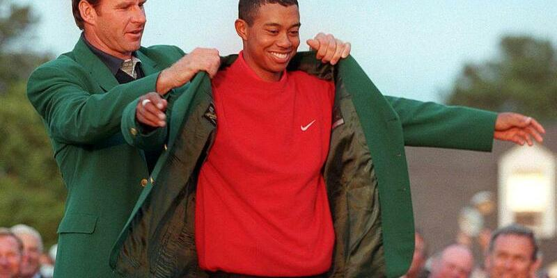 Tiger Woods - Foto: Timothy A. Clary