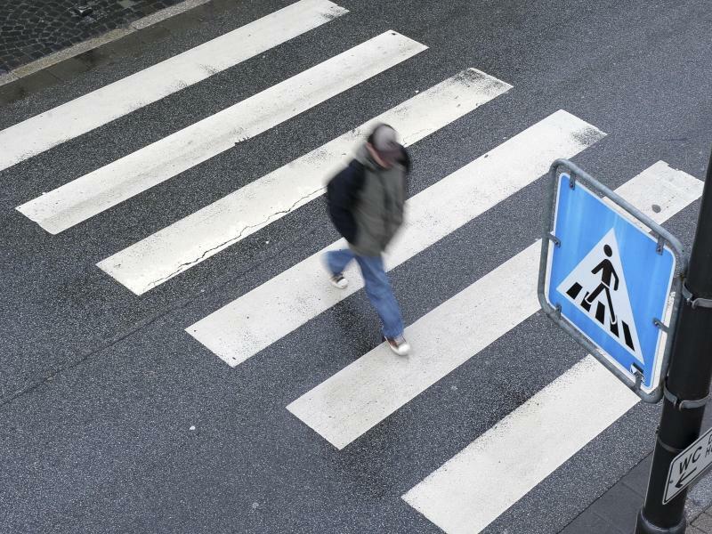 Fußgänger - Foto: Ronald Wittek