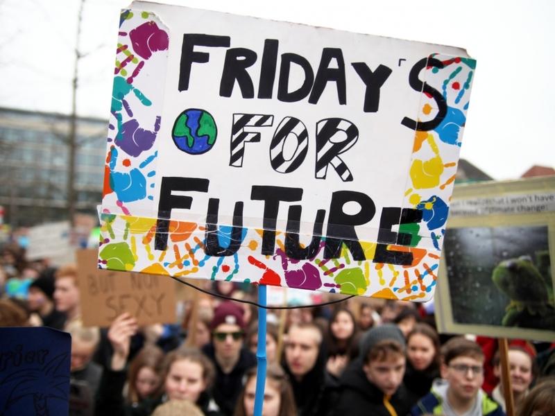 Schülerprotest am 29.03.2019 - Foto: über dts Nachrichtenagentur