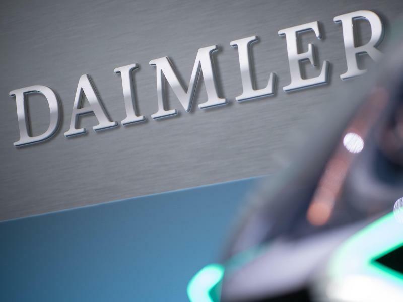Daimler - Foto: Marijan Murat