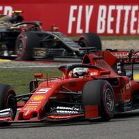 Sebastian Vettel - Foto: Andy Wong/AP