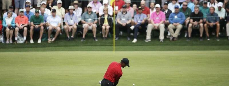 Tiger Woods - Foto: Charlie Riedel/AP