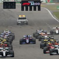 1000. Formel-1-Rennen - Foto: Ng Han Guan/AP