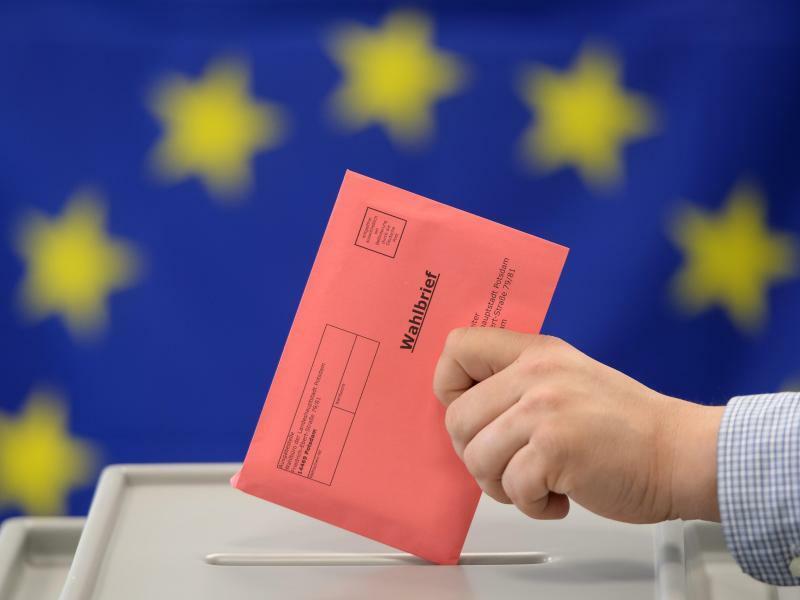 Europa-Wahl - Foto: Ralf Hirschberger