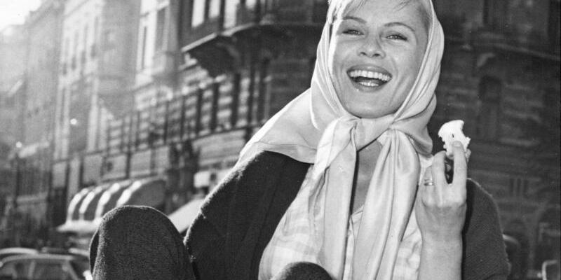Bibi Andersson - Foto: Pressensbild/epa Scanpix Sweden