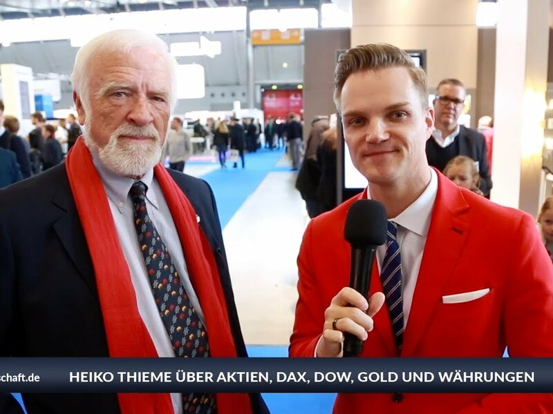 Die Rezession kommt garantiert - aber wann? Wahrscheinlich 2021/2022, sagt Heiko Thieme. Der globale Anlagestratege rät Normalanlegern momentan auf Rücksetzer im Sommer zu warten und dann erst wieder in den Markt einzusteigen. Am Jahresende sieht er 13.000 Punkte für den Dax. Im Interview mit Inside Wirtschaft-Chefredakteur Manuel Koch spricht er zudem über Aktien-Tipps, Bitcoin, Cannabis, Gold, Währungen und die Leitbörsen. - Foto: anlegerverlag.de