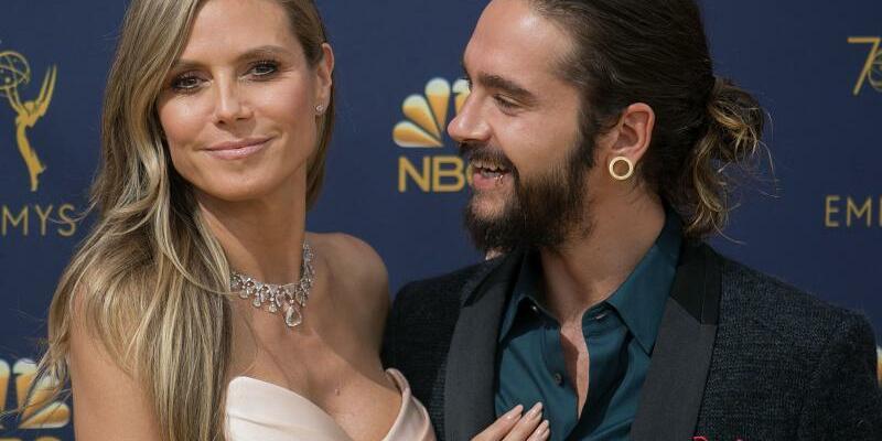 Heidi Klum und Tom Kaulitz - Foto: Javier Rojas