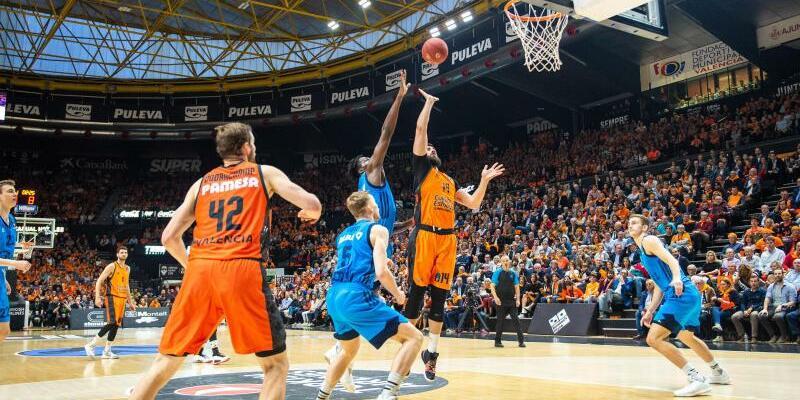 Valencia Basket - ALBA Berlin - Foto: Francesc Juan/AFP7/dpa