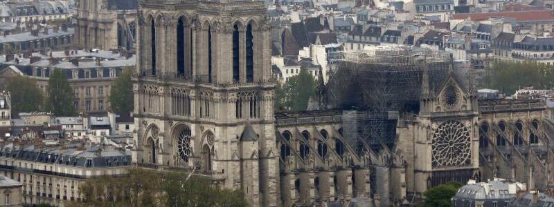 Notre-Dame - Foto: Thibault Camus/AP