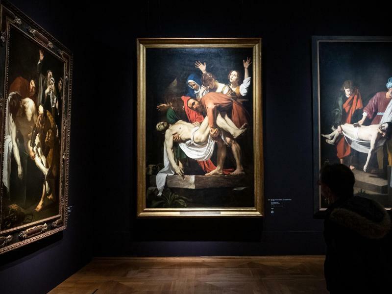 Ausstellung Utrecht, Caravaggio und Europa - Foto: Sina Schuldt