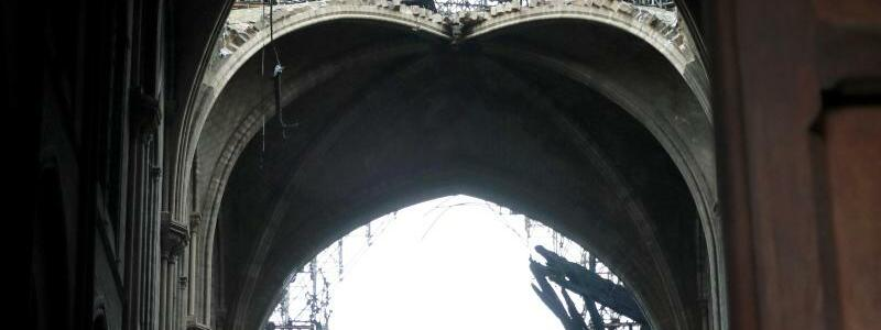 Notre-Dame - Foto: Christophe Petit Tesson/EPA Pool