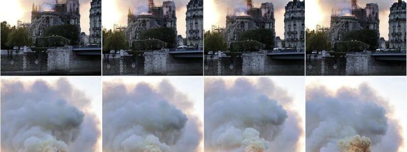 Notre-Dame - Foto: Diana Ayanna/AP