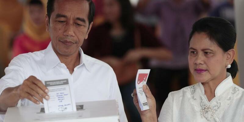 Joko Widodo - Foto: Dita Alangkara/AP