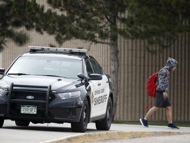 Columbine Highschool - Foto: David Zalubowski/AP