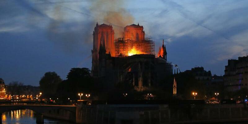 Notre-Dame - Foto: Michael Euler