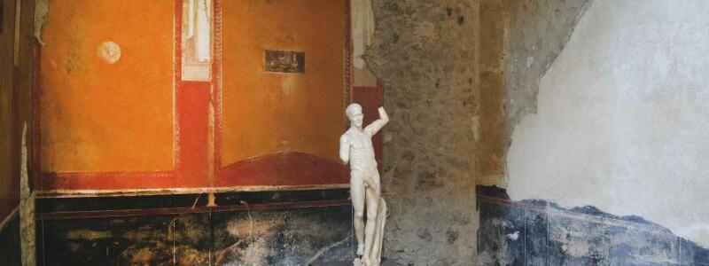 Pompejis Wende - - Foto: Lena Klimkeit