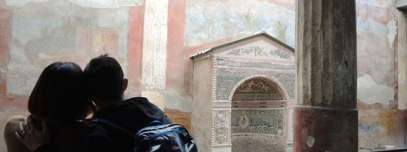 Pompejis Wende - Foto: Lena Klimkeit