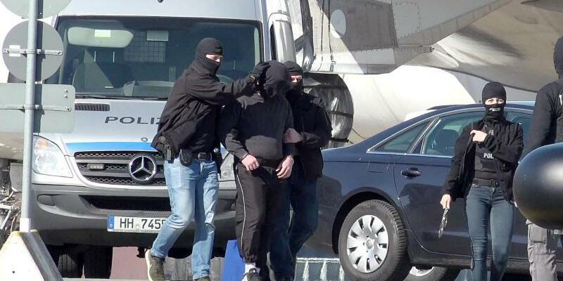 Mutmaßliches IS-Mitglied festgenommen - Foto: Bodo Marks