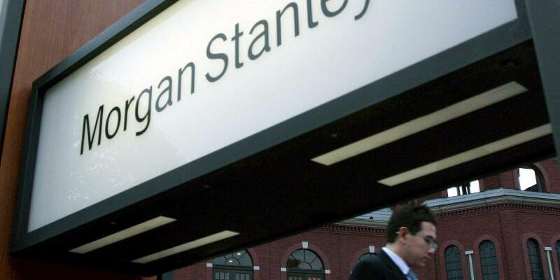 Morgan Stanley - Foto: Everett Kennedy Brown/EPA FILES/dpa