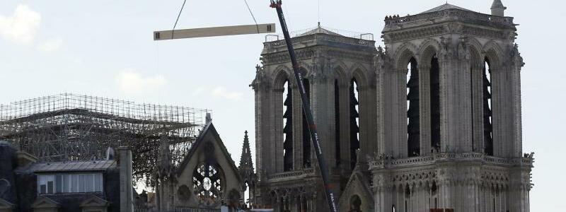 Notre-Dame - Foto: Francois Mori/AP