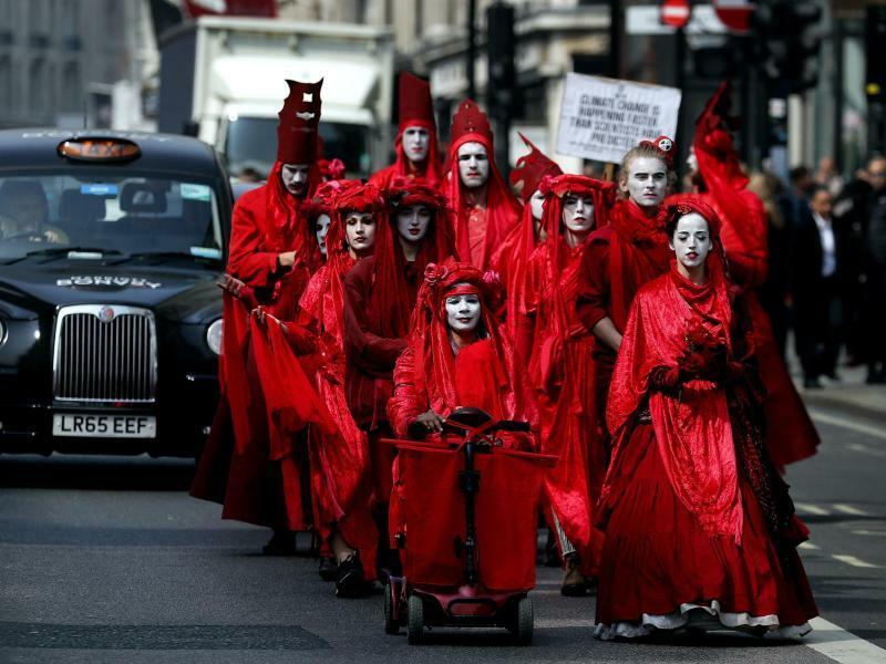 Protest - Foto: Frank Augstein/AP