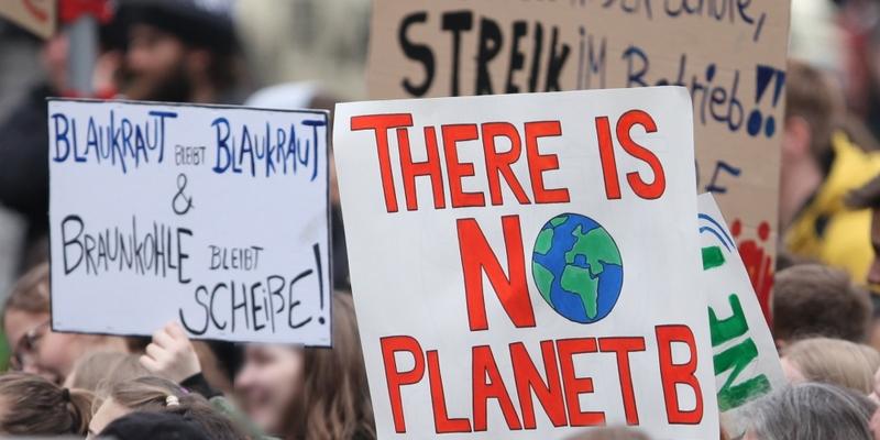Fridays-for-Future-Protest - Foto: über dts Nachrichtenagentur
