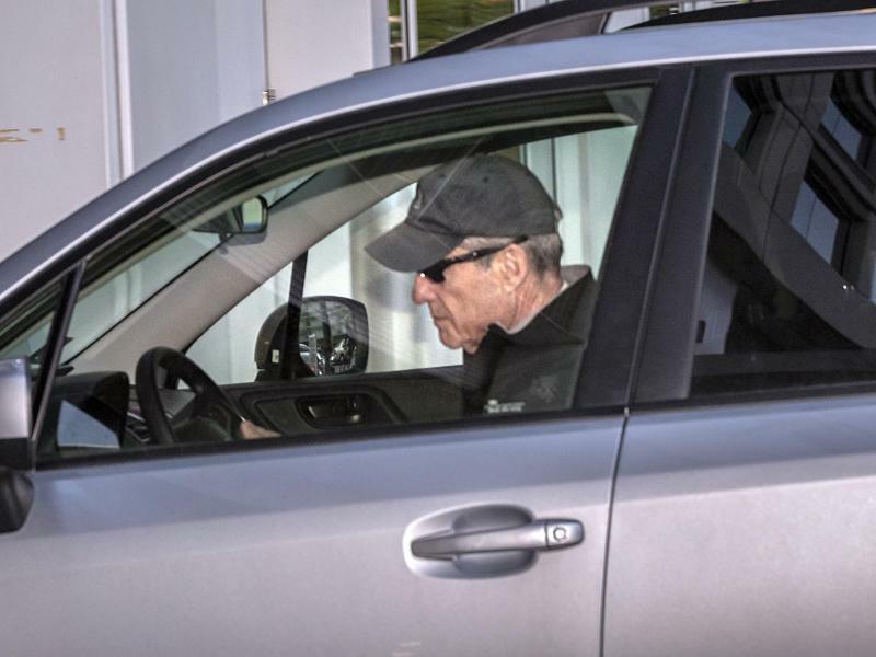 Robert Mueller - Foto: J. Scott Applewhite/AP