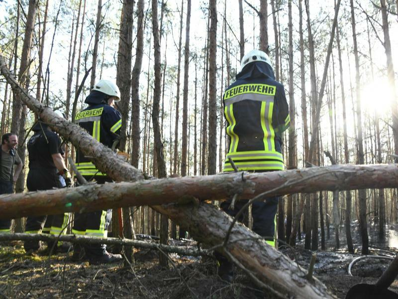 Brand eingedämmt - Foto: Julian Stähle