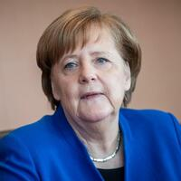 Angela Merkel - Foto: Michael Kappeler/Archiv
