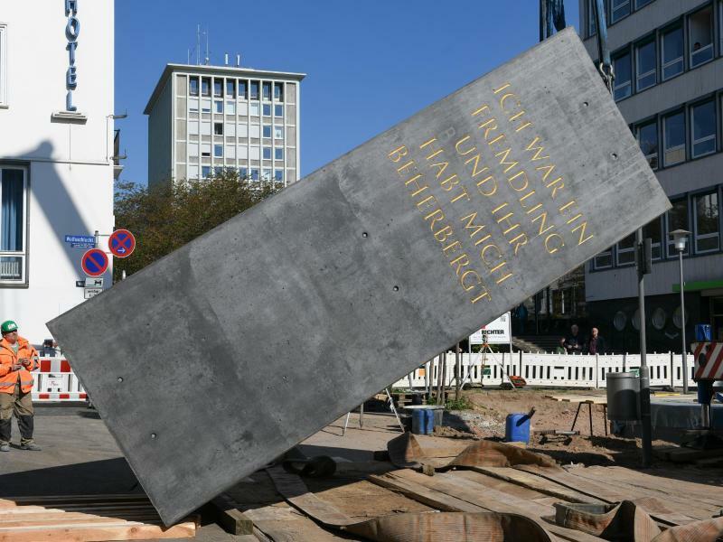 Obelisk - Foto: Uwe Zucchi