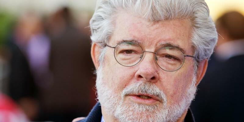 George Lucas - Foto: David-Wolfgang Ebener