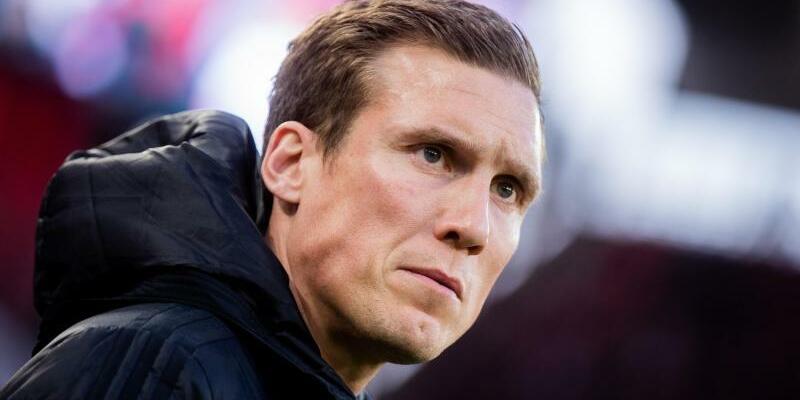 HSV-Coach - Foto: Rolf Vennenbernd