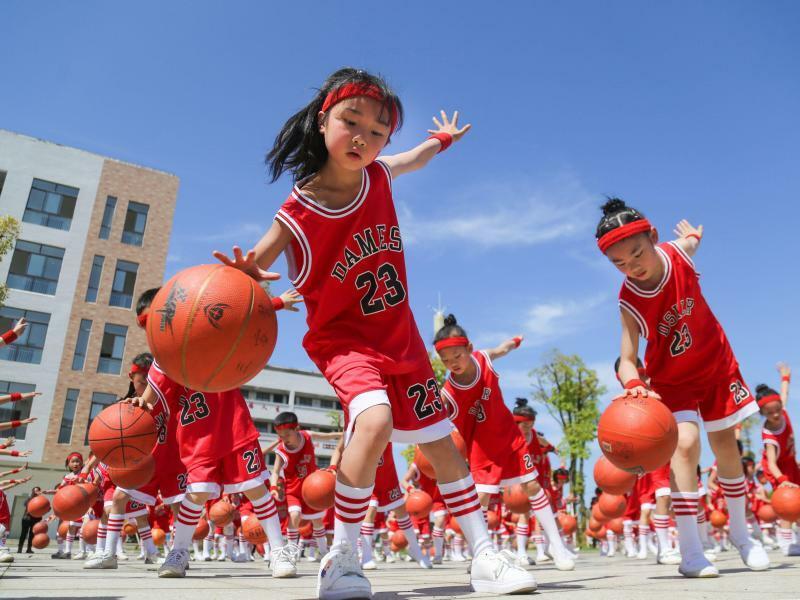 Die nächste Generation - Foto: Zeng Shuangquan/XinHua