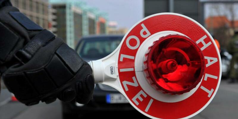 Polizei - Foto: Paul Zinken