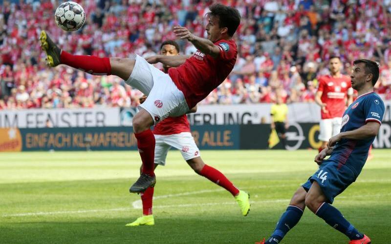 FSV Mainz 05 - Fortuna Düsseldorf - Foto: Thomas Frey