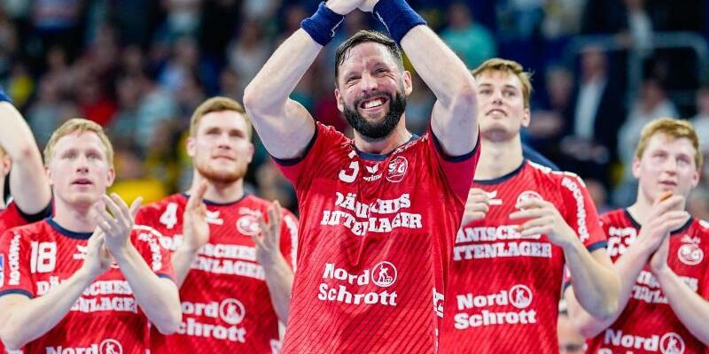 Handballer der SG Flensburg-Handewitt - Foto: Uwe Anspach