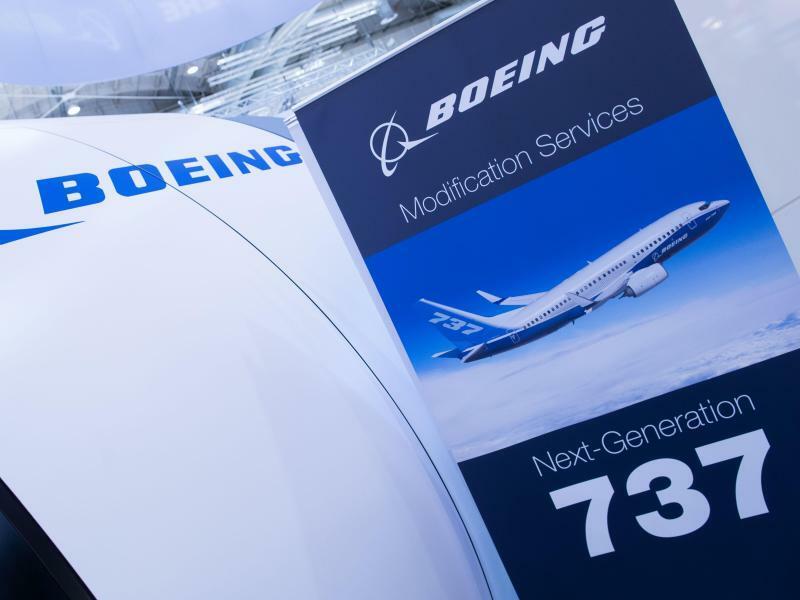 Boeing - Foto: Jens Büttner