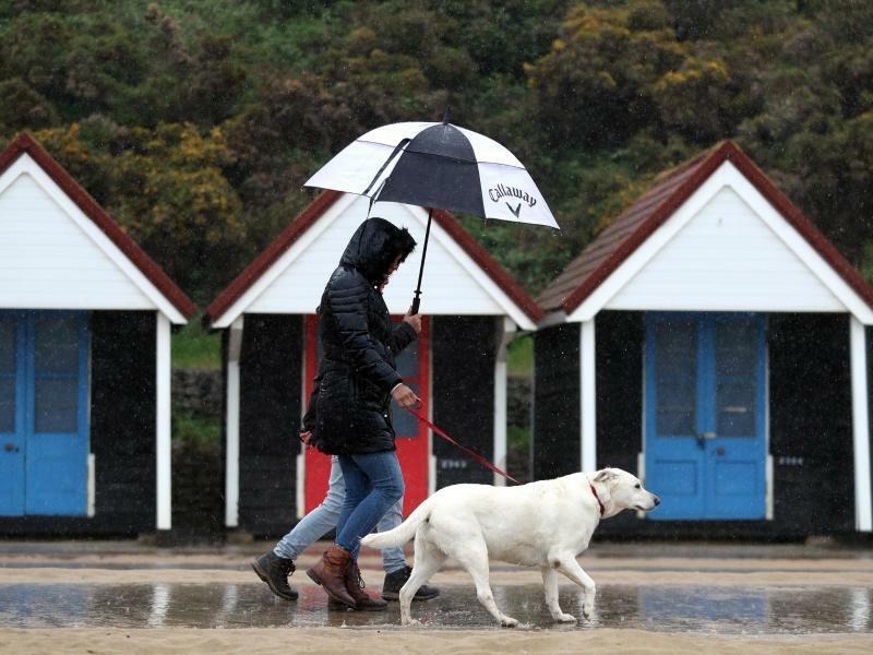 Britisches Wetter - Foto: Andrew Matthews/PA Wire