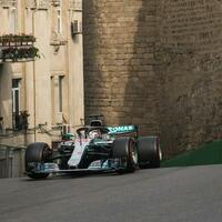 Grand Prix von Aserbaidschan - Foto: Wu Zhuang/Xinhua/dpa