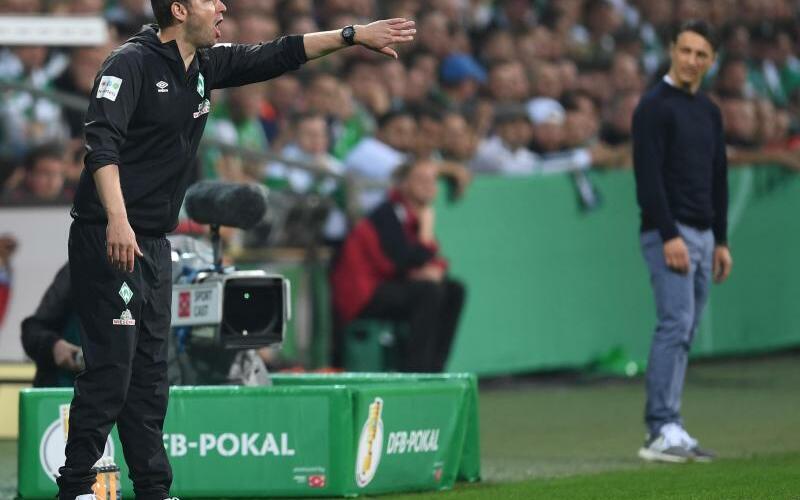 Werder-Coach - Foto: Carmen Jaspersen