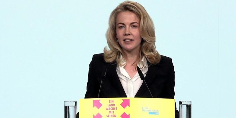 Linda Teuteberg - Foto: über dts Nachrichtenagentur