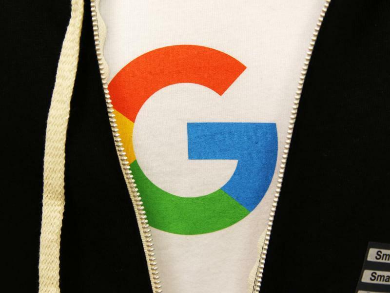 Google-Logo - Foto: Christoph Dernbach