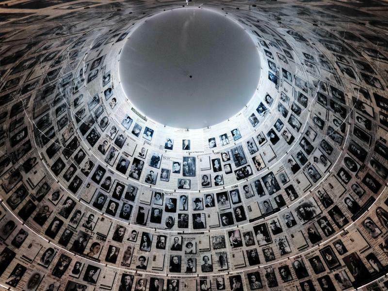 Yad Vashem in Jerusalem - Foto: Nir Alon/ZUMA Wire/Archiv