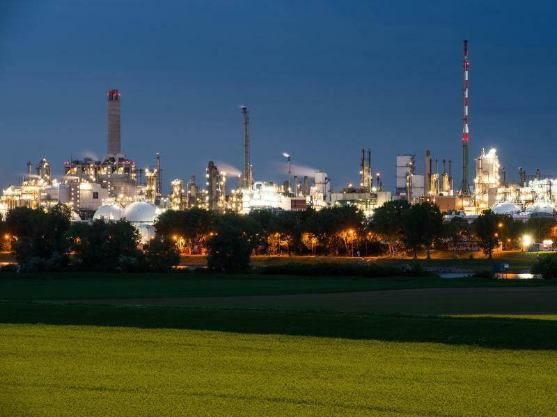 Chemiekonzern BASF - Foto: Andreas Arnold